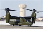 Nhật Bản mua 5 máy bay Osprey của Mỹ