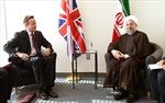 Anh muốn mở lại sứ quán tại Tehran