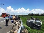 Tai nạn trên đường cao tốc Trung Lương - TP Hồ Chí Minh