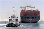 Ai Cập vận hành thử nghiệm kênh đào Suez mới