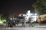 """Taliban """"trả tự do"""" cho 125 cảnh sát Afghanistan"""