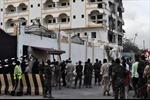 Đánh bom liều chết đẫm máu khách sạn hạng sang Somalia