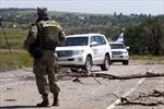 Ukraine thiết lập vùng đệm tại Donbass