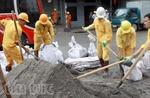Đập 790 tại Mông Dương bị vỡ được gia cố an toàn