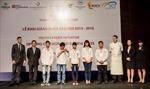 """""""Sáng kiến thanh niên lập nghiệp"""" tại JW Marriott Hanoi"""