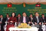 Campuchia khánh thành trường tiểu học do Hà Nội tài trợ