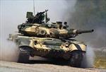Mỹ: Nga triển khai xe tăng ở sân bay Syria