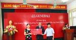 Trao tặng gói thiết bị trường học cho Trường Tiểu học Ninh Giang