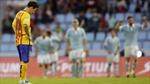 Barcelona thảm bại 1-4 trước Celta Vigo