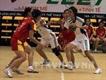 Việt Nam thắng lớn tại Giải bóng ném vô địch ĐNA