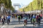 """Paris tổ chức """"Ngày không xe hơi"""""""