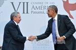 Chủ tịch Cuba gặp Tổng thống Mỹ