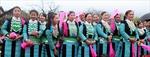 Trang sức bạc của phụ nữ Mông xanh