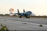 Không lực Nga tiêu diệt 4 sở chỉ huy IS, phiến quân hoảng loạn