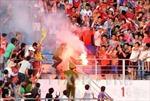 Việt Nam bị phạt nặng nếu có pháo sáng trong trận vòng loại World Cup
