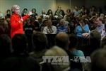 Bầu cử Mỹ: Tỷ lệ ủng hộ bà Clinton tăng mạnh