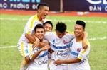 Xác định 2 trận bán kết Giải U21 quốc gia 2015