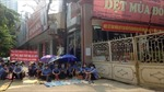 Công ty Dệt Mùa Đông đối thoại về bức xúc của người lao động