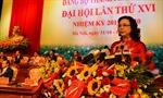Hà Nội công bố Ban Thường vụ Thành ủy khóa mới