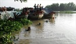 Tìm thấy 2 thi thể nạn nhân cuối cùng vụ lật thuyền ở An Giang