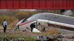 Tàu cao tốc trật bánh tại Pháp, hơn 40 người thương vong