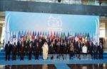 G-20 ra tuyên bố chung đối phó khủng hoảng người tị nạn