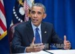 Mỹ không thay đổi kế hoạch tiếp nhận người tị nạn Syria