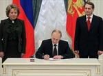 Tổng thống Nga ký sắc lệnh quốc phòng 2016-2020