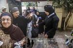 Ai Cập thắt chặt an ninh bảo vệ bầu cử Quốc hội