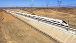 """Trung Quốc đề xuất xây đường sắt cao tốc """"Con đường Tơ lụa"""""""