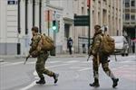 Bỉ kết thúc chiến dịch truy quét khủng bố ở Brussels