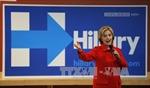 Người Mỹ tin tưởng bà Hillary trong cuộc chiến chống khủng bố
