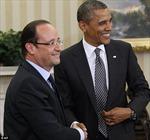 """Giữa bộn bề khủng bố, Mỹ không quên nhắc Pháp phải """"rắn"""" với Nga"""