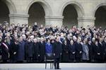Pháp long trọng tưởng niệm các nạn nhân khủng bố