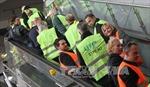 Lufthansa nhất trí tăng lương cho nhân viên mặt đất