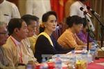 Myanmar và nhóm vũ trang sắc tộc soạn khung đối thoại
