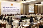Thủ tướng dự Diễn đàn Đối tác phát triển Việt Nam 2015