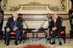 Thúc đẩy hợp tác giữa TP Hồ Chí Minh và Saint Petersburg