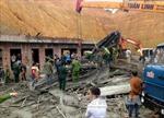 Đưa toàn bộ nạn nhân sập giàn giáo tại Hà Tĩnh ra khỏi đống đổ nát