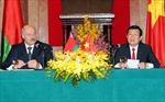 Tổng thống Belarus kết thúc tốt đẹp chuyến thăm Việt Nam