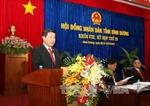 Ông Trần Thanh Liêm làm Chủ tịch tỉnh Bình Dương