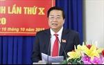 Ông Phạm Văn Rạnh được bầu là Chủ tịch HĐND tỉnh Long An
