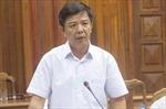 Quảng Bình kiên quyết xử lý cán bộ nhũng nhiễu