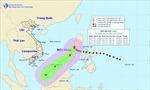 Bão số 5 hướng về quần đảo Trường Sa