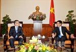 Phó Thủ tướng Phạm Bình Minh tiếp Đại sứ Triều Tiên