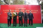 Long trọng kỷ niệm ngày QĐND Việt Nam tại Ấn Độ