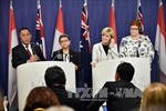 Australia, Indonesia tăng cường hợp tác chống khủng bố