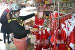 Hàng Việt chiếm lĩnh thị trường Giáng sinh 2015