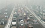 Miền Bắc Trung Quốc báo động ô nhiễm không khí
