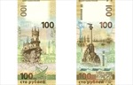 Nga phát hành tiền mới có hình ảnh Crimea